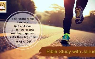 Bible Study with Jairus – Acts 28