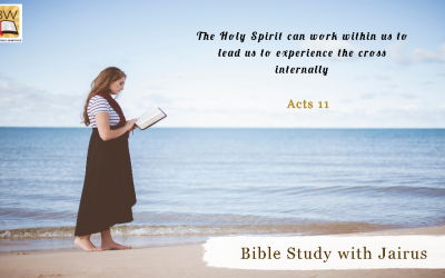 Bible Study With Jairus – Acts 11