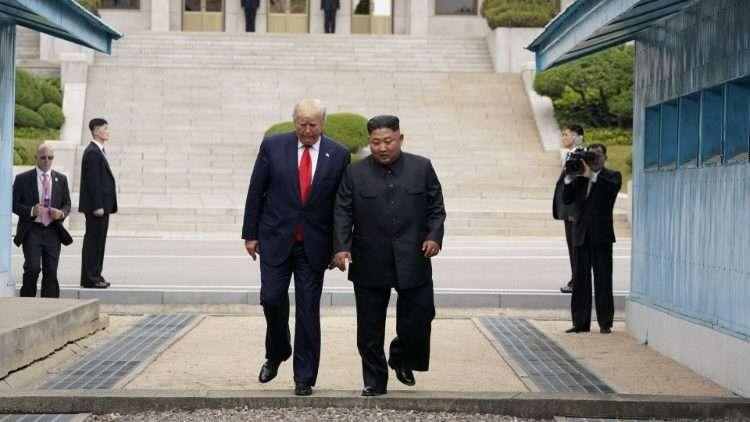Springtime for North Korea