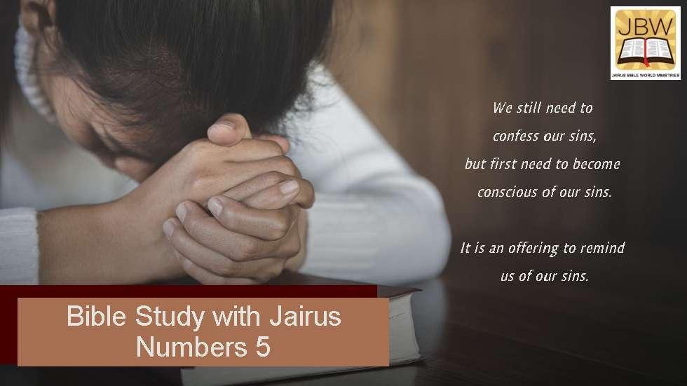 Victory in Jesus  Bible Study with Jairus – Romans 5